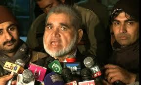 Akram Sheikh Talks to Media