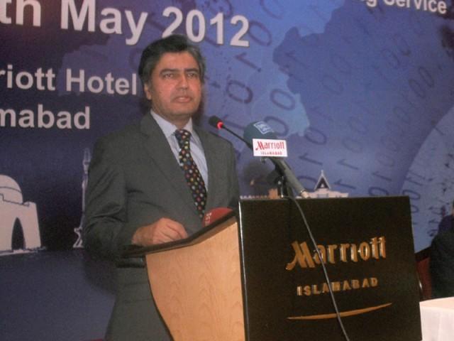 Ghulam Farooq Awan Speech