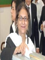 Lawyer Asma Jahangir