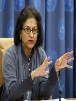 Asma Jahangir Speech