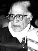 Late Ahmad Nadeem Qasmi