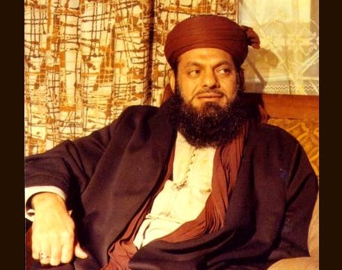 Maulana Muhammad Shafee Okarvi at Home