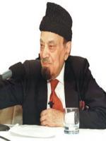 Mirza Muzaffar Ahmad Speech