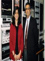 Pervez Hoodbhoy With Wife