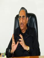 Samar Mubarakmand In Office