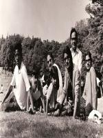 Rashid Minhas with Family