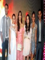 Arunoday Singh with other stars