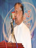 Mirza Aslam Beg in Saminar