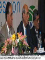Mian Muhammad Mansha Chairman MCB Bank