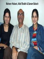Mian Muhammad Mansha with Family