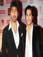 Arya Babbar and Prateik