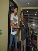 Vinay Pathak with Arya Babbar