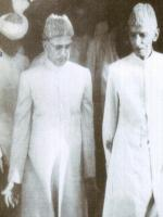 Zahid Husain With Quaid-e-Azam