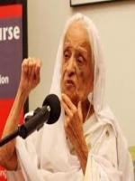 Fatima Surayya Bajia Speech