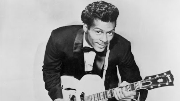 Chuck Berry American Singer and Song writer