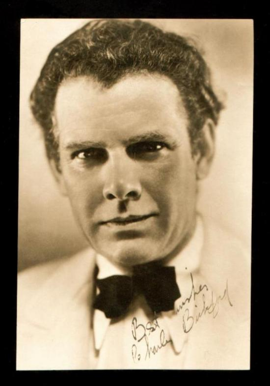 Charles Bickford Hollywood Actor