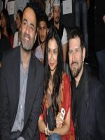 Deepak Perwani Shameel with Tapu Javeri,
