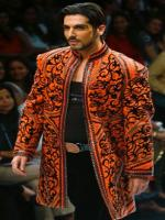 Zahid Khan With Fashion Collection
