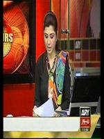 Faeza Dawood with ARY