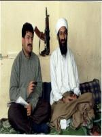 Hamid Mir With Usama Bin Laden