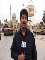 Hamid Mir as a Reporter