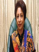 Maliha Lodhi  in Office