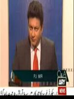 Pervez Mir in his Show,