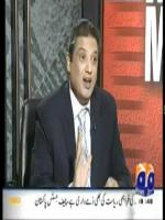 Sohail Warraich With Geo News