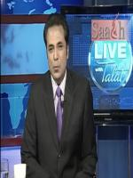 Talat Hussain in Studio