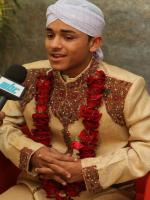 Farhan Ali Qadri Answering to Media