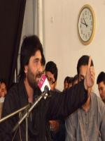 Nadeem Sarwar Durring Performance