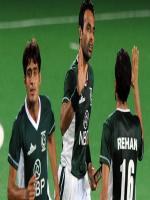 Sohail Abbas Durring Match