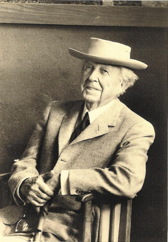 Frank Lloyd Wright HD Images