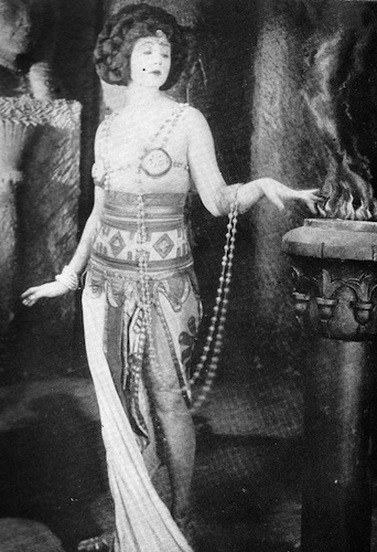 Betty Blythe Drama Actress