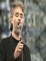 Andrea Bocelli singer