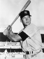 Mickey Mantle HD Wallpapers