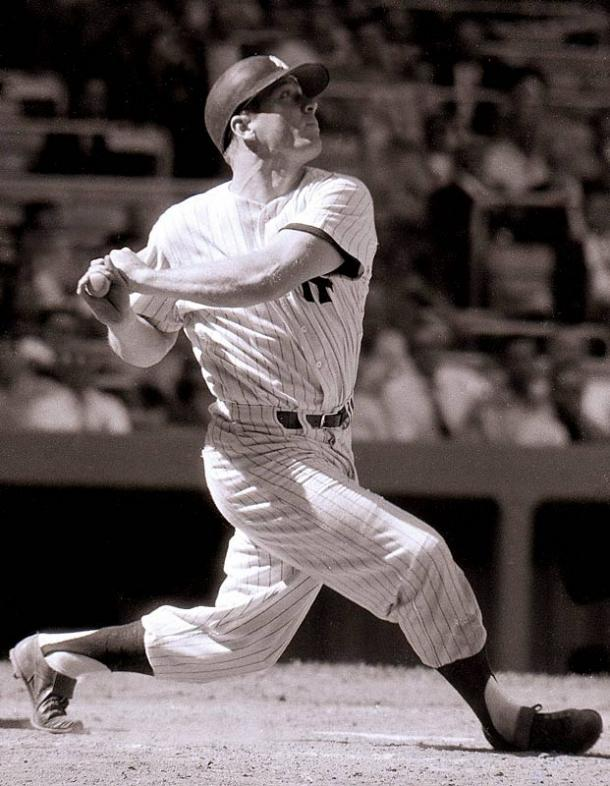 Mickey Mantle HD Images