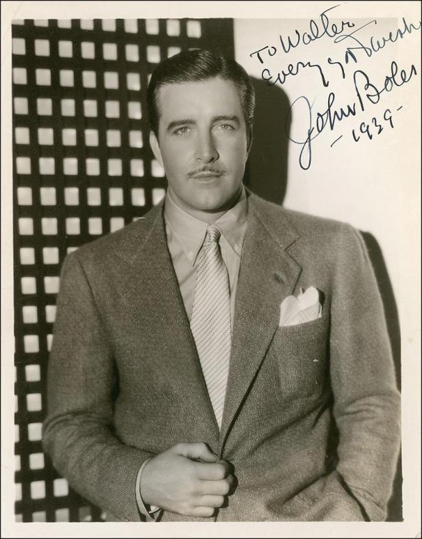 John Boles American Actor