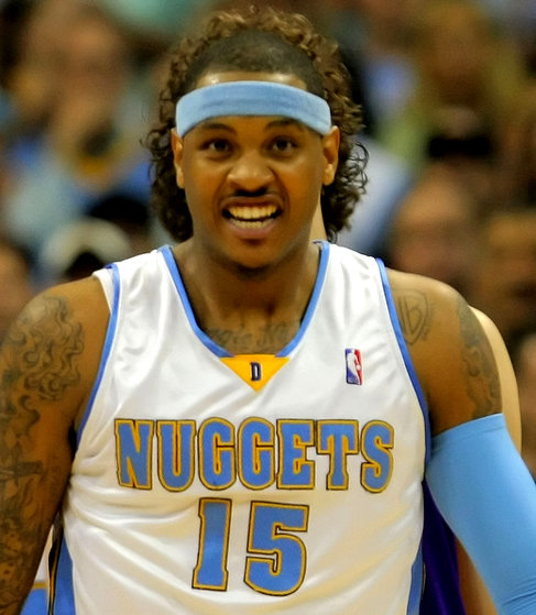 Carmelo Anthony HD Images