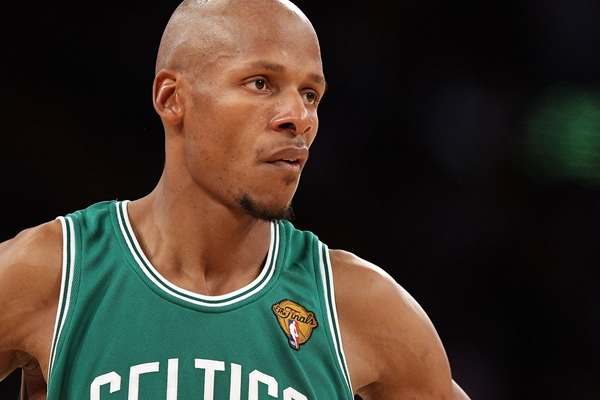 bio on ray allen Ray allen is a great nba player that is known for his amazing jump shot he has been playing in the nba since the milwaukee bucks drafted him 1st pick, then traded to the seattle supersonics and.