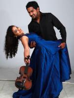 Asif Ali and Nithya Menon