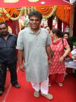 Ashish Vidyarthi at wedding party
