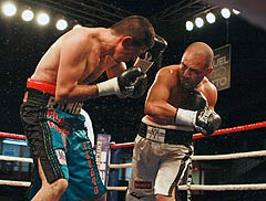 Jos miguel cotto  in Action
