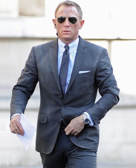 Ford Bond Photo