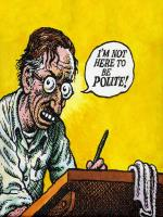Robert Crumb Latest Photo