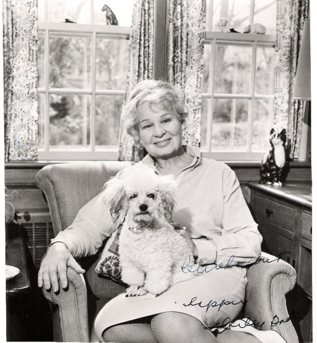 Shirley Booth Wallpaper