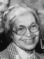 Rosa Parks Latest Photo