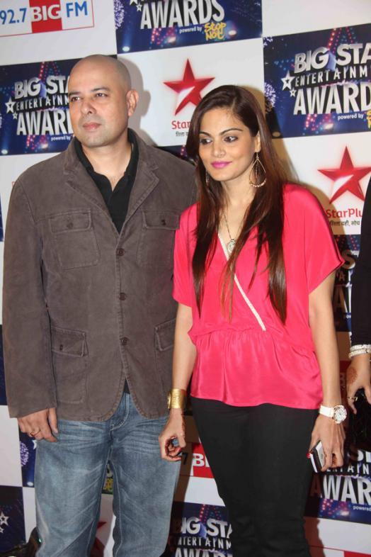 Atul Agnihotri in awards distribution