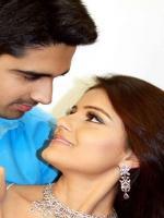 Avinash and Rubina Dilaik
