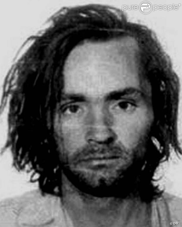Charles Manson Latest Photo